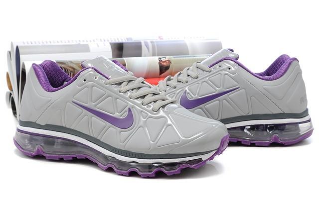 online retailer 9e310 ef1c1 Belle Gris Violet Femmes Air Max 2009 Chaussures Running Fitness Nike,Nike  Air Max 1 Air Max 2017 Pas Cher Soldes de France Pour Femme